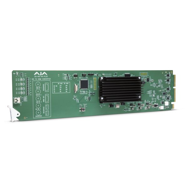 AJA AJA OG-Hi5-4K-plus / 4x3G-SDI to HDMI 2.0 with 4K/UHD 60p support