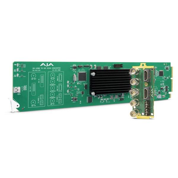 AJA AJA OG-ROI-HDMI to SDI with Region of Interest Scaling