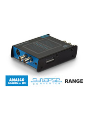 Bluefish444 Bluefish444 Synapse ANA140 Analog to HD/SD-SDI Converter