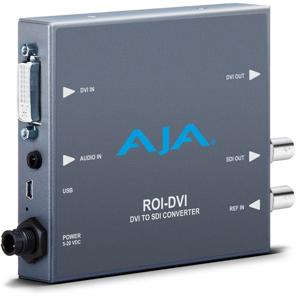 AJA AJA ROI-DVI /HDMI to SDI with ROI scaling