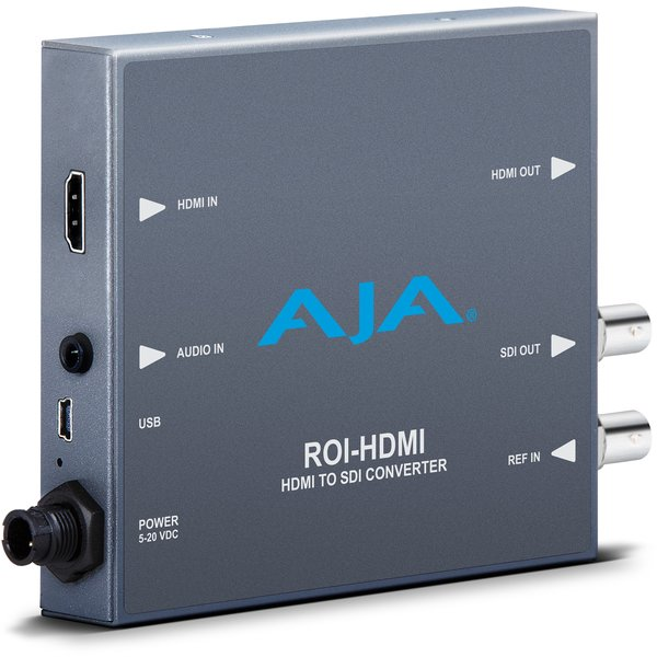 AJA AJA ROI-HDMI to SDI with ROI scaling