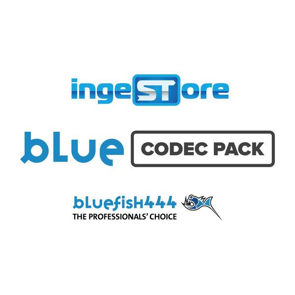 Bluefish444 Bluefish444 BlueCodecPack Software License