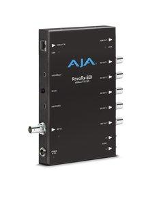 AJA AJA ROVORX-SDI UltraHD/HD HDBaseT Receiver with POE to 6G-SDI and HDMI