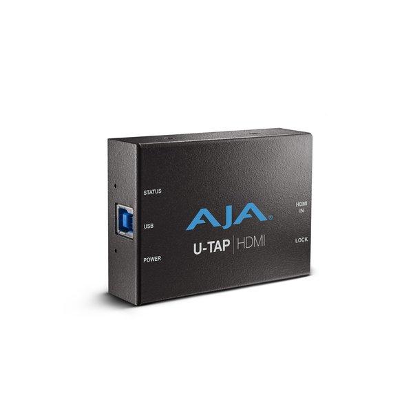 AJA AJA U-TAP-HDMI / Simple USB 3.0 Powered HDMI Capture