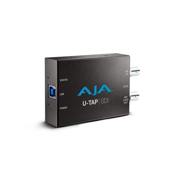 AJA AJA U-TAP-SDI / Simple USB 3.0 Powered 3G-SDI Capture
