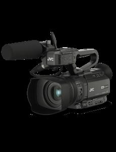 JVC JVC GY-HM170E Compact 4K camcorder