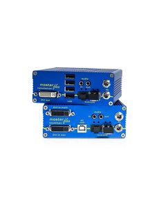 KVM tec kvm tec Masterflex Single Redundant Extender Fiber - SET