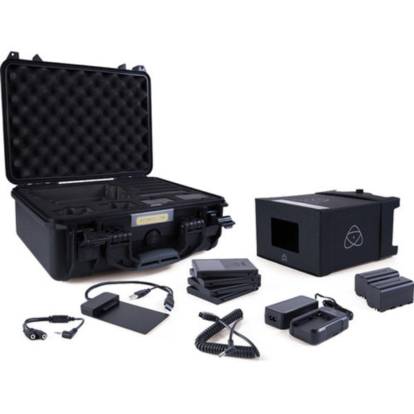 Atomos Atomos Accessory Kit for Shogun/Ninja Inferno & Flame with HPRC Carry Case