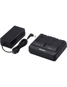Panasonic Panasonic AG-BRD50 Quick charger for VBR series