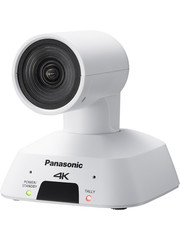 Panasonic Panasonic AW-UE4WG 4K PTZ camera (Wit)