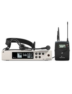 Sennheiser Sennheiser EW 100 G4-ME3 wireless headset microfoon