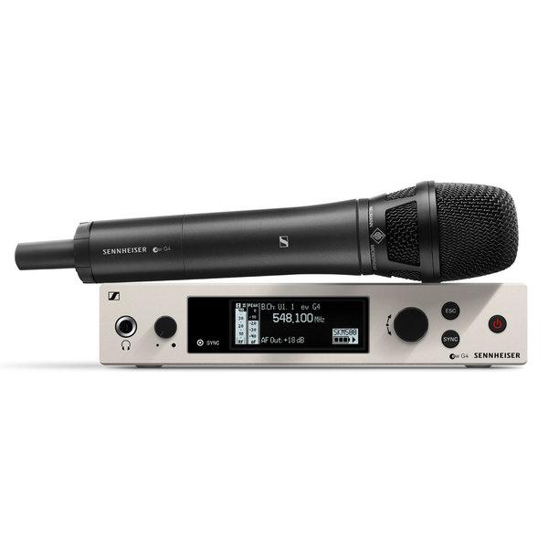 Sennheiser Sennheiser EW 500 G4-KK205 wireless handmicrofoon