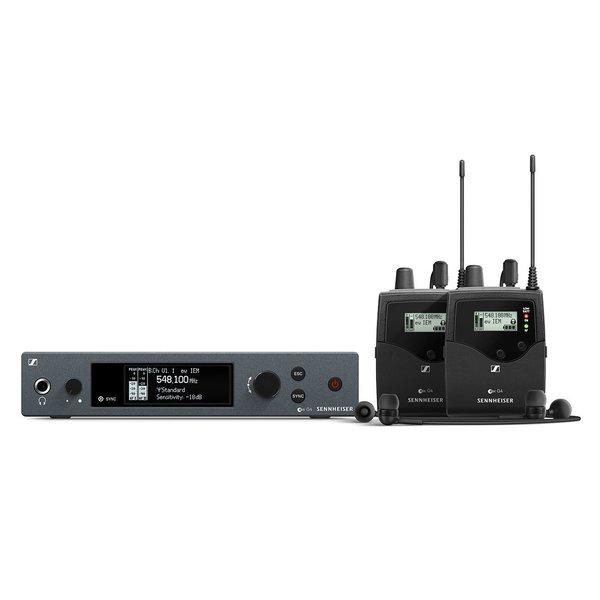Sennheiser Sennheiser EW IEM G4 TWIN wireless in ear system