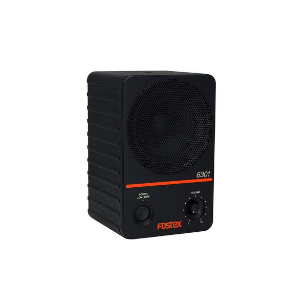 Fostex Fostex 6301NE Active Monitor Speaker (electrically balanced)