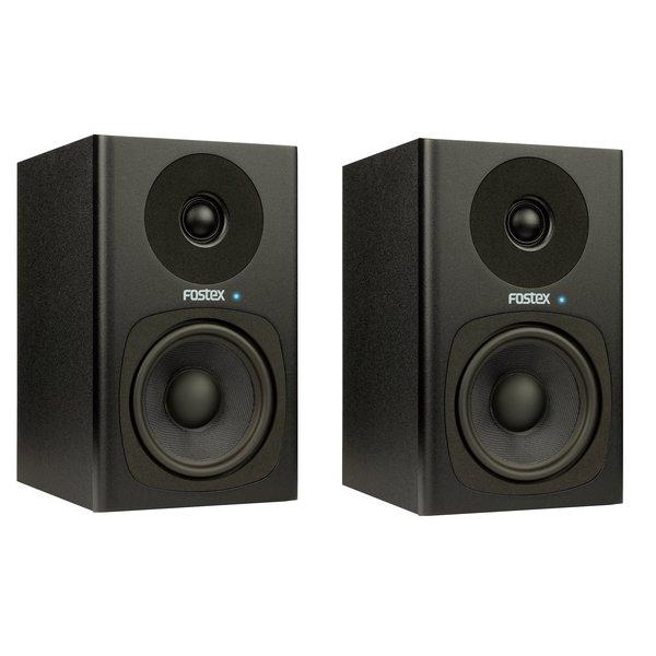 Fostex Fostex PM0.4c Active Speaker System (set)