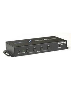 Marshall Marshall VSW-2000 4-Input 3G-SDI Switcher (RS-232 Remote Control)