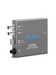 AJA AJA 12G AMA-T 4-Ch Emb/Disemb with single LC TX