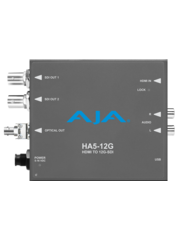 AJA AJA Ha5-12G-T ST HDMI 2.0 to 12G-SDI conversion & ST fiber transmitter