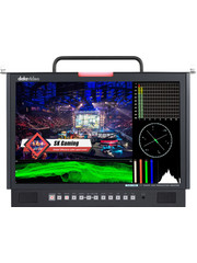 "Datavideo Datavideo TLM-170VM 17"" ScopeView Monitor-Pull-Out 1RU"