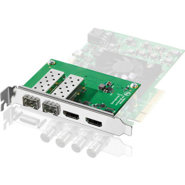 Blackmagic design Blackmagic Design Decklink HDMI 2.0 & Optical Fiber Mezzanine Card for Decklink 4K Extreme 12G