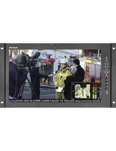 """Marshall Marshall V-LCD171MD-3G 17"""" LCD Desk rack mount monitor"""
