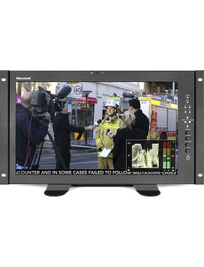 """Marshall Marshall V-LCD171MD-DT 17"""" LCD Desk Top Monitor with HDMI Input"""
