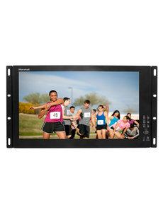 """Marshall Marshall V-LCD173HR Multiple Format HD 17"""" Rack Mount Monitor"""
