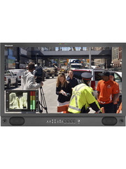 "Marshall Marshall V-LCD241MD-3G 24"" LCD Desk rack mount with HDMI and 3G Input"