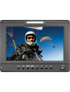 """Marshall Marshall V-LCD70-AFHD-SL 7"""" Camera top monitor with Sony Battery Mount"""