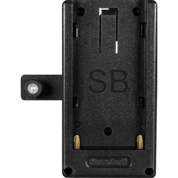 Marshall Marshall 0071-UNI-SB Uni Battery Mount for Sony BP-U60