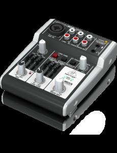 Behringer Behringer XENYX 302USB 5-Input Mixer