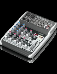 Behringer Behringer XENYX Q1002USB 10-Input 2-Bus Mixer