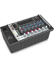 Behringer Behringer PMP500MP3 500-Watt 12-Channel Powered Mixer with MP3 Player