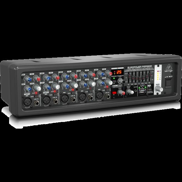Behringer Behringer PMP550M 500-Watt 5-Channel Powered Mixer