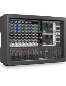 Behringer Behringer PMP580S 500-Watt 10-Channel Powered Mixer