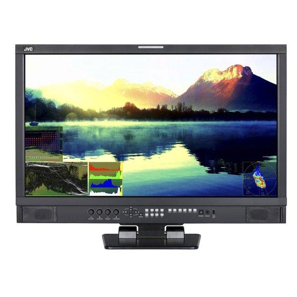 """JVC JVC DT-G27E 27"""" Full HD 2K studio monitor"""