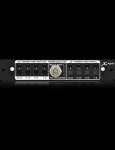 Behringer Behringer X-ADAT 32-Channel ADAT / Wordclock Expansion Card for X32