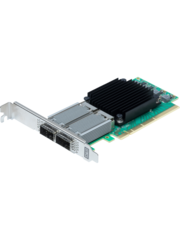 Atto Atto FastFrame N312 Integrated QSFP28 Optical Interface