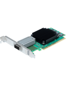 Atto Atto FastFrame N351 Integrated QSFP28 Optical Interface