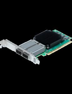 Atto Atto FastFrame N352 QSFP28 Optical Interface