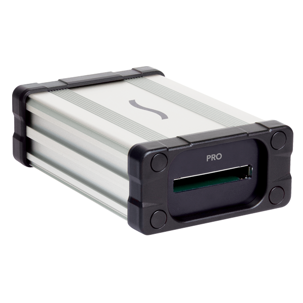 Sonnet Sonnet Echo ExpressCard Pro SxS Media Reader - Thunderbolt2