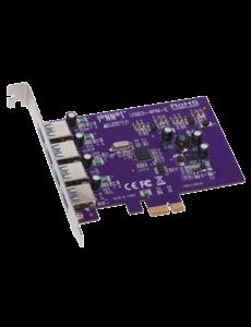 Sonnet Sonnet Allegro USB 3.0 PCIe Card (4 charging ports)