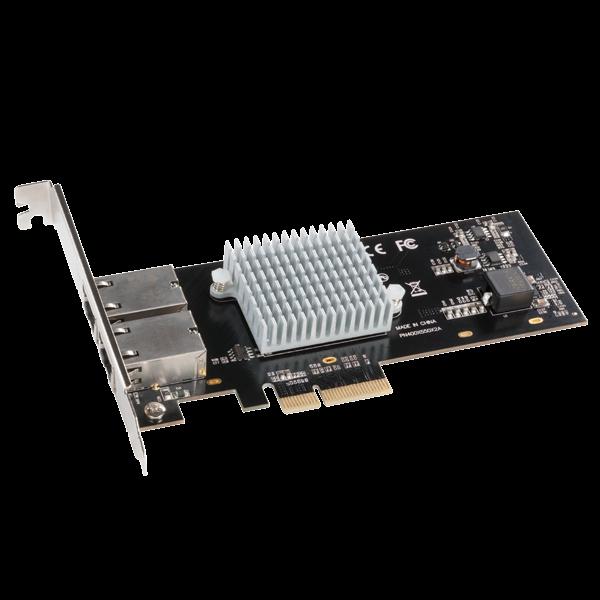 Sonnet Sonnet Presto 10GBASE-T Ethernet 2-Port PCIe Card
