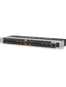 Behringer Behringer CX3400 V2 High-Precision Stereo 2/3/Mono 4-Way Crossover with Limiters