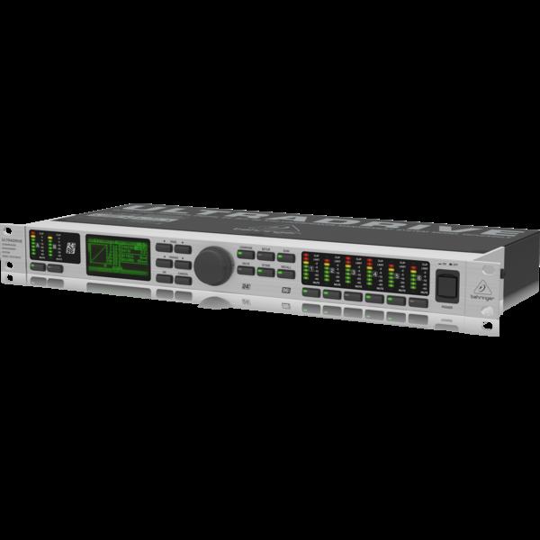 Behringer Behringer DCX2496LE Ultra-High Precision Digital Loudspeaker Management System