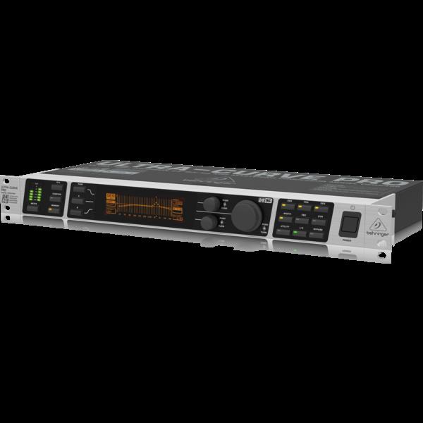 Behringer Behringer DEQ2496 Ultra-High Precision Equalizer, Analyzer, Feedback Destroyer and Mastering Processor
