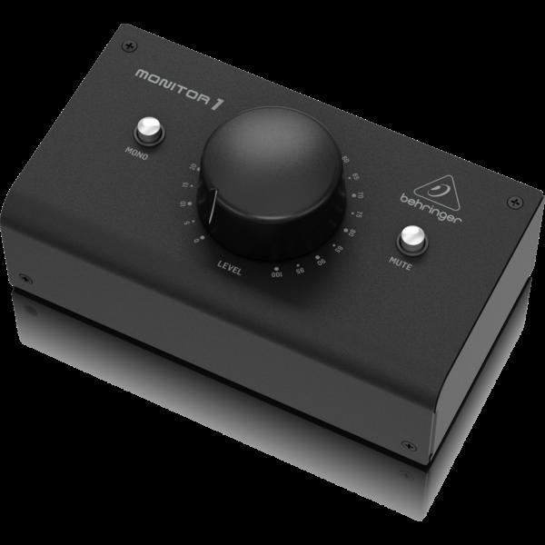 Behringer Behringer MONITOR1 Premium Passive Stereo Monitor and Volume Controller