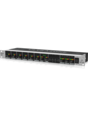 Behringer Behringer ZMX8210 V2 Professional 8-Channel 3-Bus Mic/Line Zone Mixer