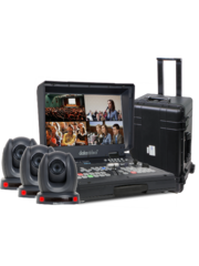 Datavideo Datavideo Bundle HS-1600T with 3 PTC-140T Camera's