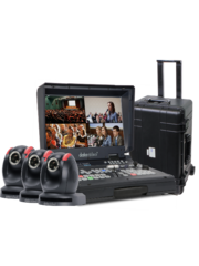 Datavideo Datavideo Bundle HS-1600T with 3 PTC-150TL Camera's